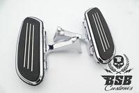 Trittbretter chrom Harley Davidson Street Glide Ultra Glide Road KING Trittbrett