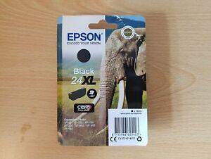 Epson 24XL Black. Expression Photo New unopened Box Dated 09/2020