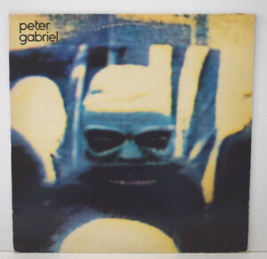 """PETER GABRIEL """"Peter Gabriel"""" Disque Vinyl 33Tours Charisma 6302 201 France 1982"""