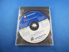 Original Motorola CD logiciel version 3,28 RAZR v3 v3i multilingue Phone Tools