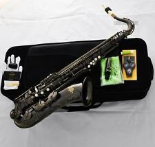 Professioanl TaiShan Bb Tenor Sax Antique Saxophone Extra Metal Mouthpiece +Case