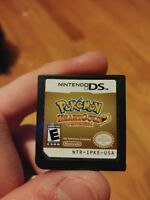 Pokemon: HeartGold Version (Nintendo DS, 2010) GENUINE used loose