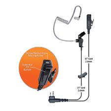 Klein Director 2-Wire Headset for Motorola 2-Pin Radios