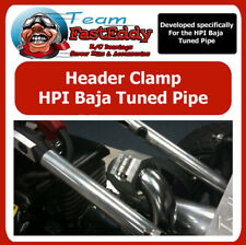Team FastEddy HD Pipe Clamp for HPI BAJA 5B SS Pipe