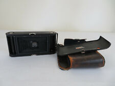 Antique Kodak No. 3-A Folding Pocket Kodak Model B-3 from 1912 With Case.