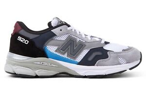 New Balance M920NBR Trainers Men's Running Shoes Retro