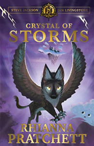 Crystal Of Storms BOOK NEW
