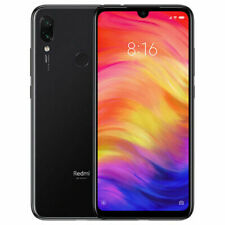 Xiaomi  Redmi Note 7 6.3in 64GB 4GB RAM Dual SIM - Black