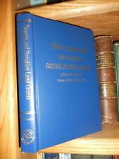Bounty And Donation Land Grants In British Colonial America New Hardback