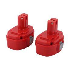 2pcs 18V Ni-MH Battery 3.0Ah For Makita 1822 1834 1835 1823 PA18 Cordless UK