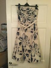 Enchanted By Ann Louise Roswald Silk Dress Size 10