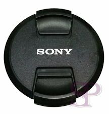 NEW 49mm Snap-On Front Lens Cap Cover for SONY Alpha NEX Camera ena