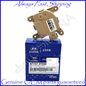NEW GENUINE OEM HYUNDAI INTAKE ACTUATOR ASSEMBLY FOR TUCSON/SPORTAGE #971573T000
