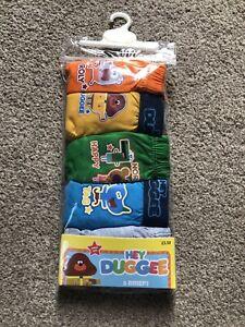 Tu Clothing Hey Duggee Boys Pants Briefs 5 Pack 2-3 Years