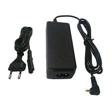 Netbook Cargador Para Asus Eee Pc 1008ha 1005ha 1001ha + plomo cable de alimentación de la UE