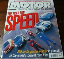 1999 MOTOR.911.HSV R8.MX-5.BMW Z3.306 GTi6.S6.S2000.VT