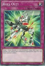 YU-GI-OH CARD: ROLL OUT! - SDKS-EN038 - 1st EDITION