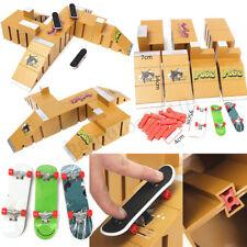 Skate Park Ramp Parts For Tech Deck Fingerboard Finger Board Ultimate Parks 92C