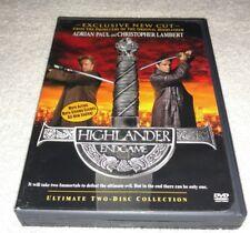 Highlander: Endgame (DVD, 2001, 2-Disc Set)