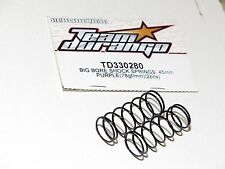 Team Durango 1/10 DEX410v4 EP DEX210V2 4WD Buggy TD330280 Shock Springs Big Bore