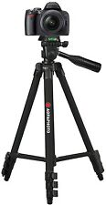 "AGFAPHOTO 50"" Pro Tripod With Case For Olympus E-P3 EP3 E-PM1 EPM1"