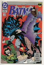 BATMAN #492 PLATINUM LIMITED (May 1993, DC) Knightfall Pt 1 MOVIE 9.6 NM/MT