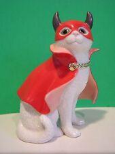 LENOX LITTLE DEVIL KITTY CAT Kitten sculpture NEW in BOX Halloween