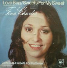 "7"" 1977 ! TINA CHARLES : Love Bug / Sweets For My Sweet"