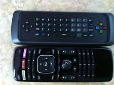 New Vizio XRT303 3D Keyboard Qwerty Remote for M3D550KDE M3D470KDE M3D550KD 3DTV