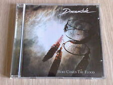 DREAMTIDE - HERE COMES THE FLOOD - CD