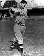 1942 Boston Red Sox TED WILLIAMS Glossy 8x10 Photo Spring Training Print Poster