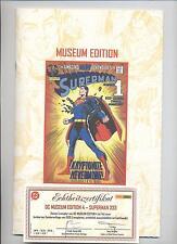 DC MUSEUM EDITION # 4 - Superman 233 - PANINI - TOP