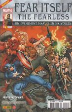 FEAR ITSELF THE FEARLESS N°1 Marvel Panini comics