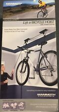 Platinum Series Mammoth Cycle Sports Lift It Bicycle Hoist