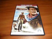 Hondo (DVD, 2005, Full Frame Collectors Edition) John Wayne Used