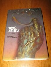 Cosmic Laughter: Science Fiction For the Fun of It edited by Joe Hal - HC (1974)