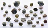 Sapphire Raw Natural Rough Gemstone- 3 Stones