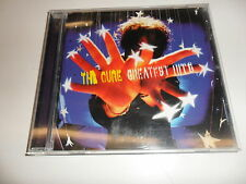 CD  the Cure - Greatest Hits