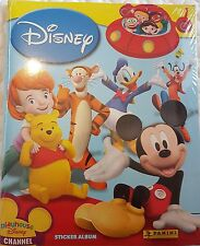 DISNEYS PLAYHOUSE STICKER COLLECTION  ALBUM & ALL STICKERS TO COMPLETE THE ALBUM