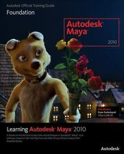 Learning Autodesk Maya 2010: Foundation (Autodesk Maya Techniques: Offical Autod