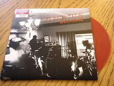 """BLACK TIDE - SHOCKWAVE  7"""" RED VINYL PS"""