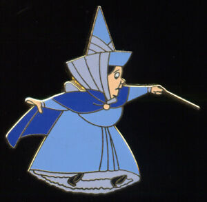 Disney's Merryweather from Sleeping Beauty Pin - Very Rare and Hard to Find