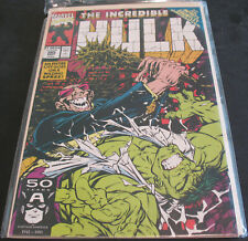 Vintage - The Incredible Hulk 385 An Infinity Gauntlet Crossover Marvel Comics