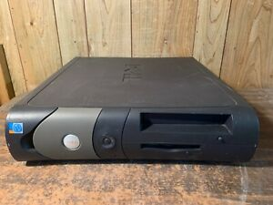 Dell Optiplex GX270 Slim WINDOWS XP PRO Computer Serial RS232 Parallel P4 CPU