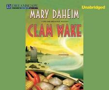 Bed and Breakfast Mysteries: Clam Wake 29 (2014, MP3 CD, Unabridged)