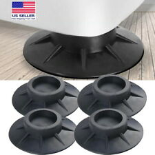 4Pcs Washing Machine Appliance Non Slip Anti Vibration Rubber Suction Cup Feet