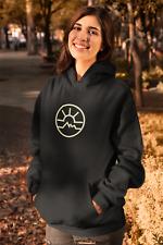 HEARTLAND RANCH hooded sweatshirt Amber Marshall Graham Wardle screen-printed