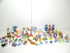 Large Lot of  McDonald's Happy Meal Toys & Burger King Toys