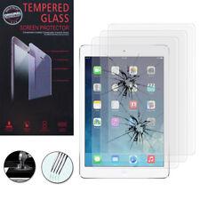 3x verre blindé pour Apple iPad 5 (air) Verre Véritable Film protecteur d'écran
