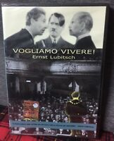 Vogliamo Vivere DVD Nuovo Sigillato Ernst Lubitsch N